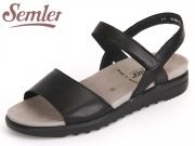 Semler Elli E5015-012-001 schwarz Soft Nappa