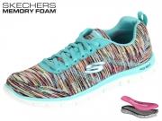 Skechers 12453-TQMT Textile