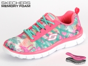 Skechers 81878-I floral bloom