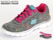 Skechers It`s Electric 81863-LGYMT grey-MT