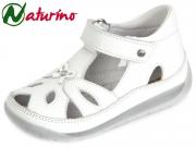 Naturino Falcotto 001150053501 bianco Nappa
