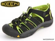 Keen NewportH2 1009965 black lime green