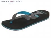 Tommy Hilfiger Onik 13D FW56820540-INT-M12850-884 magnet-lake blue webbing
