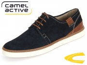 camel active Copa 376.21-01 midnight brandy Oil Suede Burn