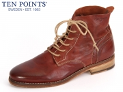 Ten Points Elise 321003-316 rust Leather