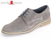 Nicola Benson 9235A grey Camoscio