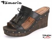 Tamaris 1-27220-36-001 black Leder