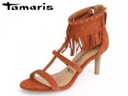 Tamaris 1-28346-26 544 brick Leder