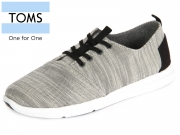 TOMS Del Rey 10008109 light grey Woven