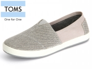 TOMS 10007922 alloy grey