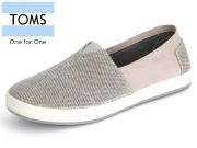 TOMS 10007922 alloy grey