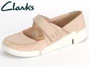 Clarks Tri Amanda 261156434 light pink Leather