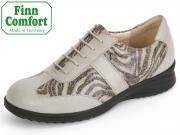 Finn Comfort Lazio 02223-901415 grey Diego Zebra
