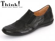 Think! STONE 86614-00 schwarz Capra Rustico