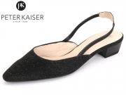 Peter Kaiser Carsta 22587-974 schwarz Shimmer Chevro