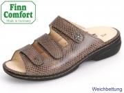 Finn Comfort Menorca S 82564-488081 taupe Oldsnake