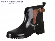 Tommy Hilfiger Oxley 2Z2 FW56822108-990 black wintercognac Leather - Rubber