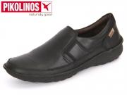 Pikolinos 01G-3064 black Leder