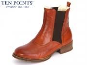 Ten Points Pandora 122017-325 brandy Leather