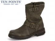 Ten Points Aurora 362003-501 olive Leather