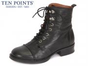 Ten Points Pandora 122002-101 black Leather