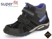 SuperFit Sport4 7-00360-02 schwarz kombi Velour Tecno Gore