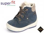 SuperFit Groovy 7-00305-94 niagara kombi Velour Textil
