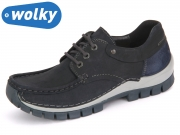Wolky Fly Winter 4726581 blue grey Nepal oil