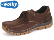 Wolky Fly Winter 4726530 brown Nepal oil