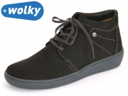Wolky Babylon 8126500 black Nepal Oiled