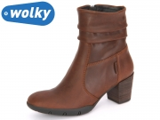 Wolky Colville 3676530 brown Algarve Leather