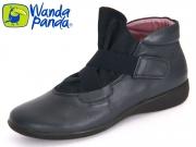 Wanda Panda WP-7001-006 navy sea Leder