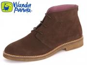 Wanda Panda WP-6701-011 braun Nubuk
