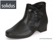 Solidus Mira 060 55060-00741 schwarz multi Vitello