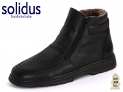 Solidus Natura 113 82113-00736 schwarz Natural