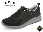 Legero Marina 7-00590-00 schwarz Nubuk Gore
