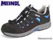 Meindl Snap Junior 2046-01 schwarz blau Velour-Mesh