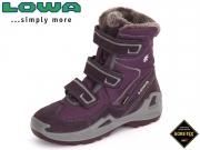 Lowa Milo GTX HI 640540-5630 aubergine grau
