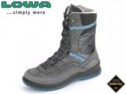 Lowa Emely GTX HI 650541-9751 anthrazit jeans