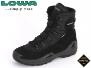 Lowa Rufus III GTX Hi 640546-9930 schwarz-grau Leder-Textil