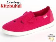 Living Kitzbühel 3053-368 fuchsia Wollfilz