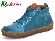 Naturino CLOUD 001201030102-9112 petrolio Nappa Velour