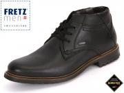 Fretz Men Romano 3823.5271-51 noir Rancho
