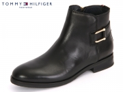 Tommy Hilfiger FW56821459-B1285ERRY 17A 990 black Leather