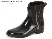 Tommy Hilfiger FW56821552-O1285DETTE 4R 990 black PVC-Textile