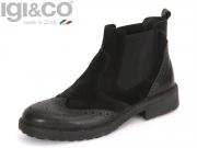 Igi&Co UFE 166700-00 nero nero