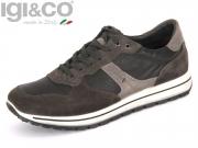 Igi&Co USR 16724 grigio sc nero