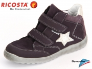 Ricosta Kimana 83.24500-395 blackberry Nubuk Velour