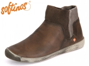 Softinos Ime IME335S0F coffee Washed Leather