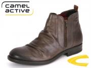 camel active Taylor 466.13-02 grey Waxy Nubuk